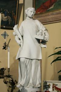 blessano statua
